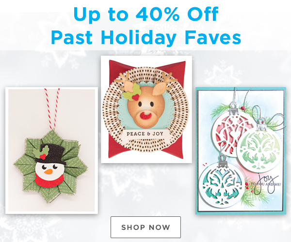 Past Holiday Sale