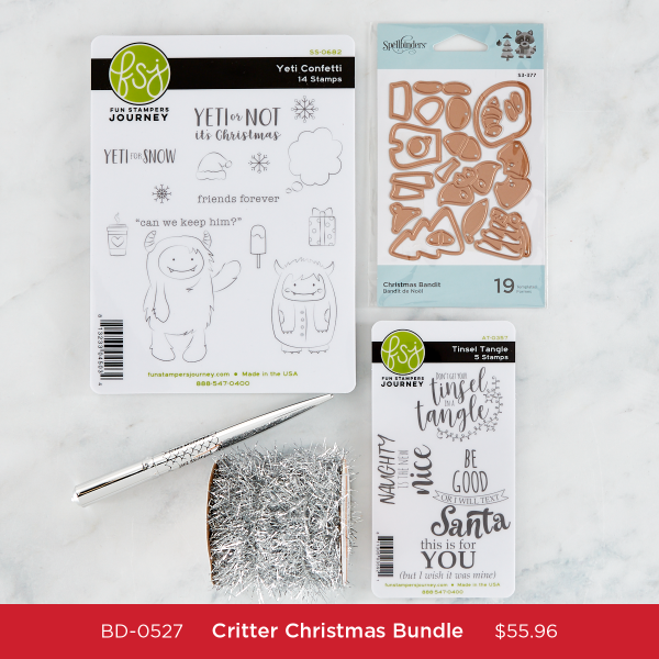 Critter Christmas Bundle