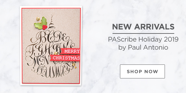 NEW Arrivals PAScribe 2019