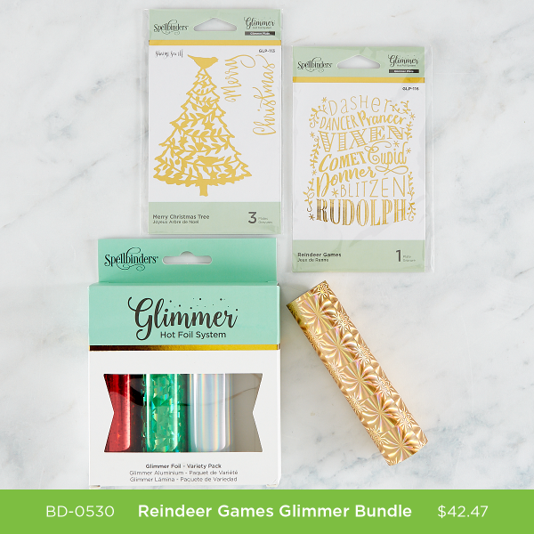 Reindeer Games Glimmer Bundle