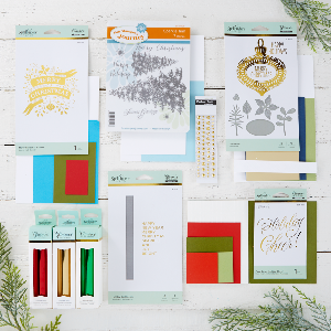 Holiday Glimmer Project Kit