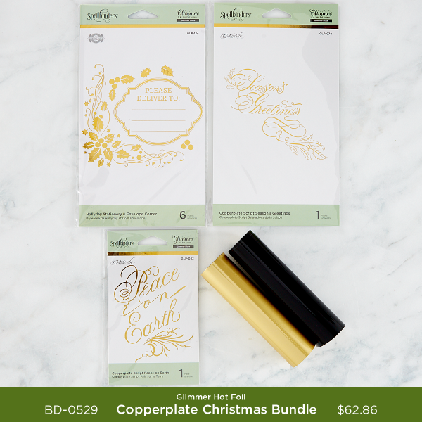 Copperplate Christmas Bundle