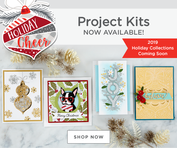 NEW Holiday Cheer Project Kits