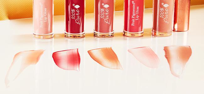 Fruit Pigmented Lip Gloss