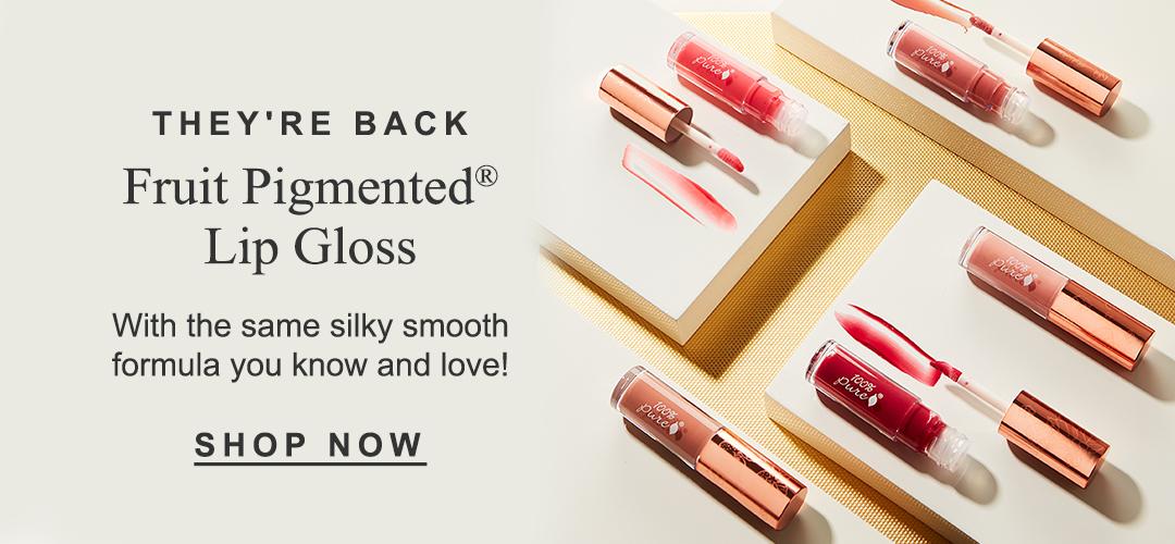 Fruit Pigmented® Lip Gloss