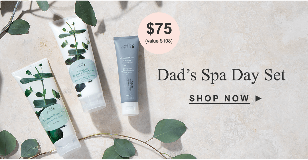 Dad's Spa Day Set