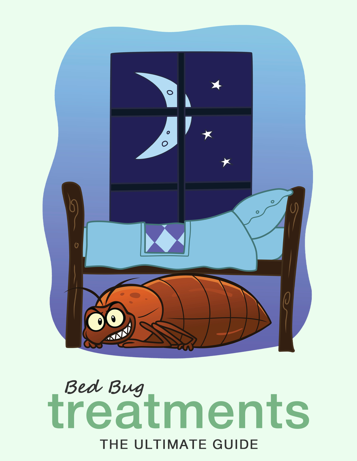 Bed Bug treatments THE ULTIMATE GUIDE