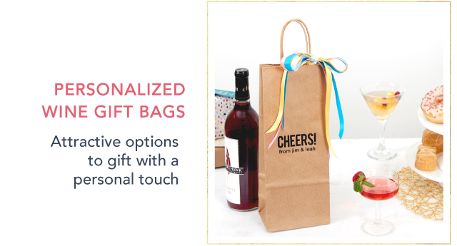 Personalized Wine Gift Nags