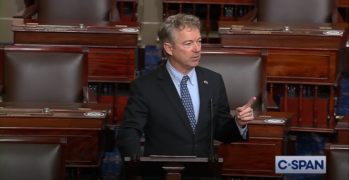 Sen. Rand Paul says this impeachment is