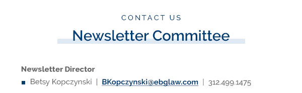 Contact Us | Newsletter Committee