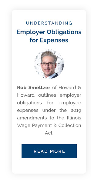 Employer Obligations for Employee Expenses - Rob Smeltzer