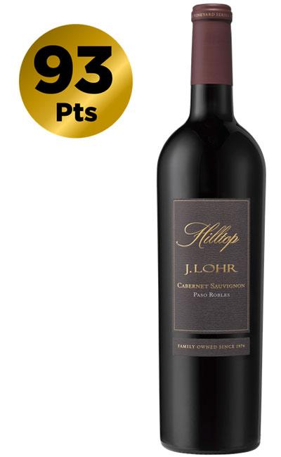 J. Lohr Hilltop Vineyard Cabernet Sauvignon 2017
