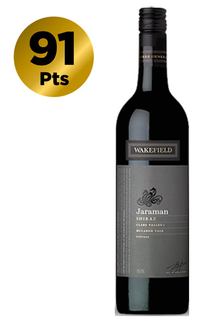 Wakefield Wines Jaraman Shiraz 2017