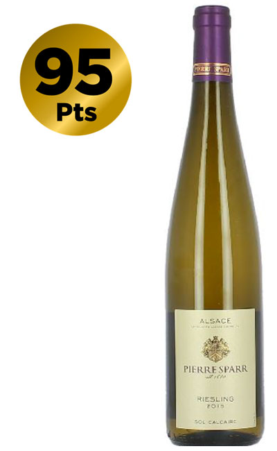 Pierre Sparr Riesling Calcaire 2015