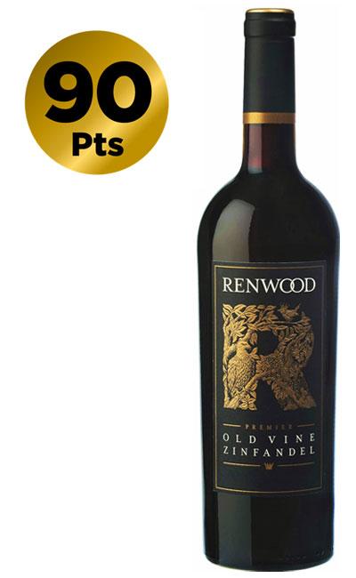 Renwood Premier Old Vine Zinfandel 2017