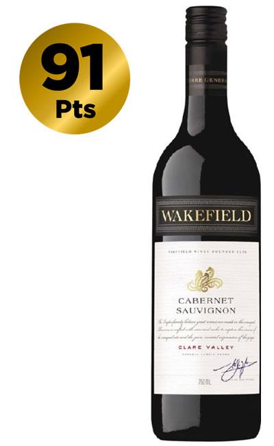 Wakefield Estate Cabernet Sauvignon 2017