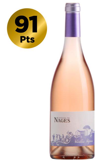 Chateau de Nages - Vieilles Vignes Rosé 2018
