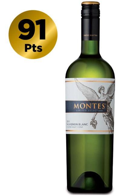 Montes Limited Selection Sauvignon Blanc 2018