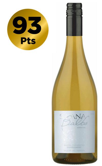 Susana Balbo - Signature Barrel Fermented Chardonnay 2016