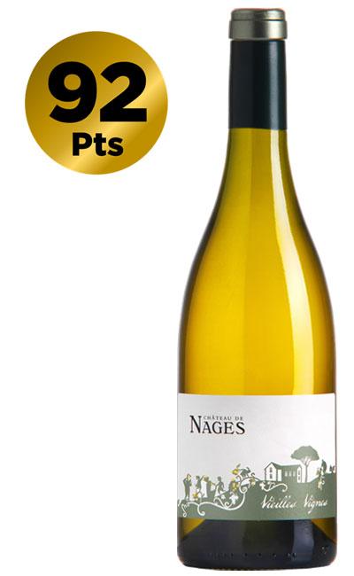 Chateau de Nages Vieilles Vignes White 2017 Organic