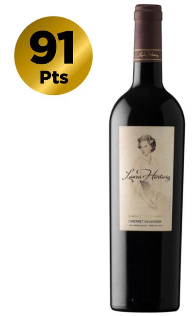 Laura Hartwig Single Vineyard Cabernet Sauvignon 2017