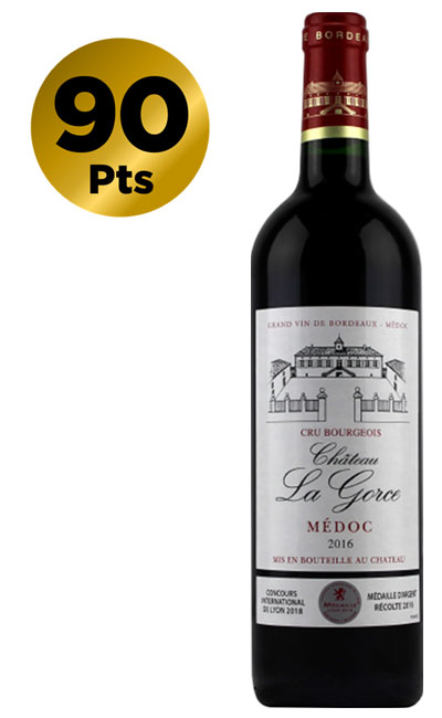 Chateau La Gorce Medoc Cru Bourgeois 2016