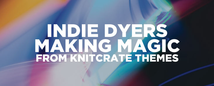 Indie Dyers Making Magic