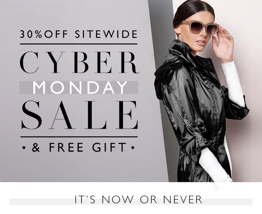 Cyber Monday Sale - Shop Now
