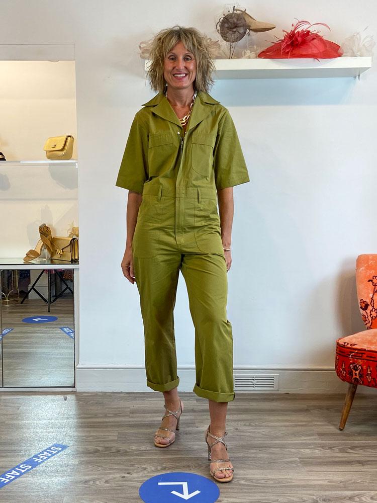 ottodame-cotton-jumpsuit-olive