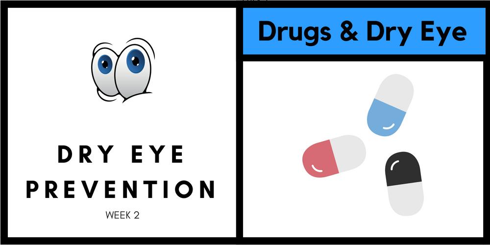 Drugs & dry eye