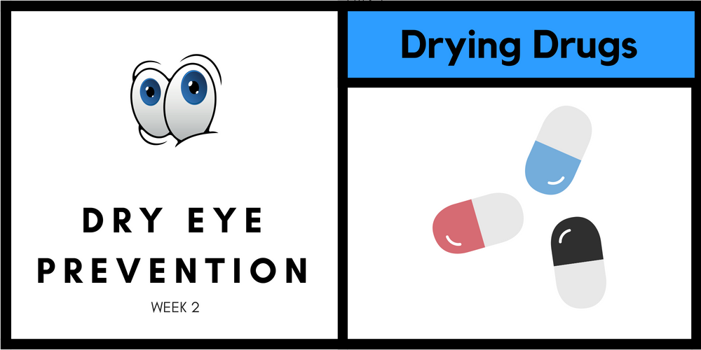 Drugs & dry eye