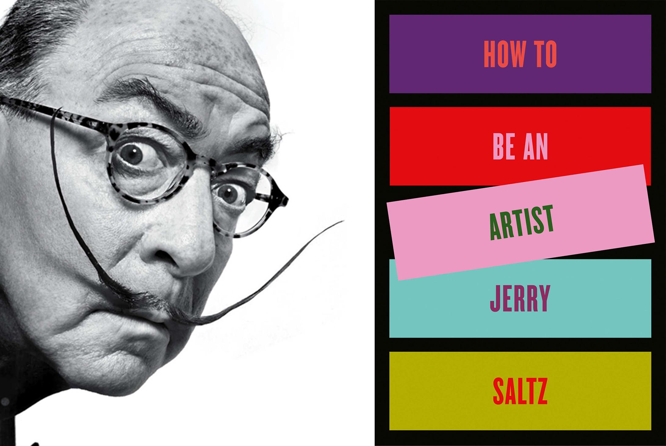 how to be an artist jerr-y saltz confinement créativité