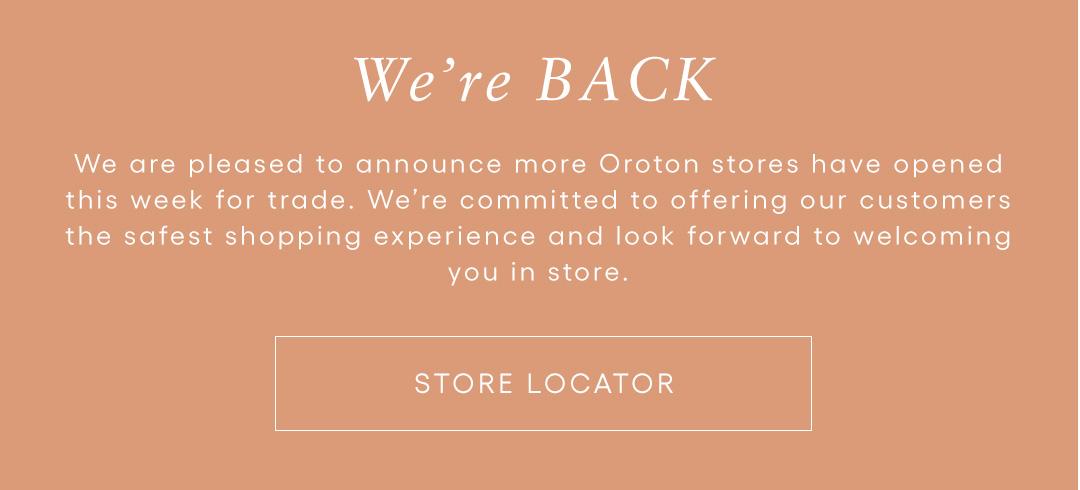 Oroton AW20 Collection