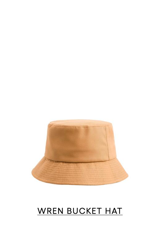 Wren Bucket Hat