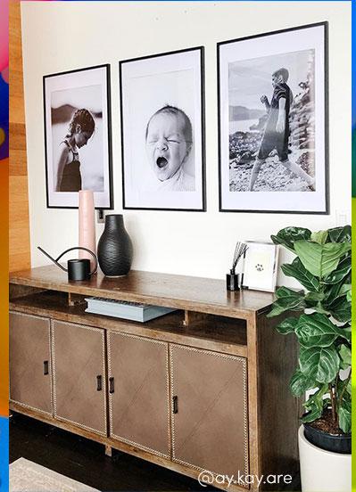 Family Memories on Framed Prints