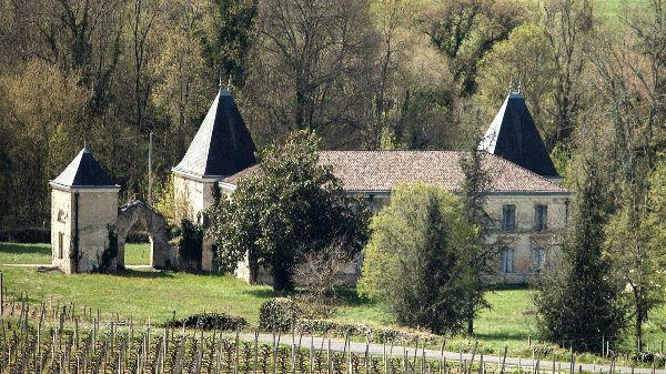 Photo of the Chateau de Paillet-Quancard, home of the producer of Cadillac Côtes De Bordeaux 2016.