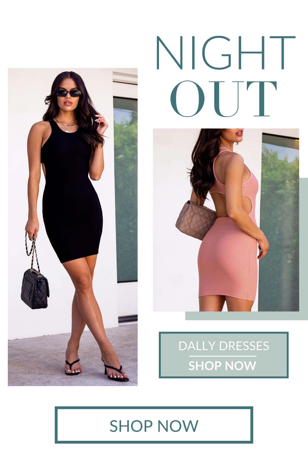 Shop Dally Dresses