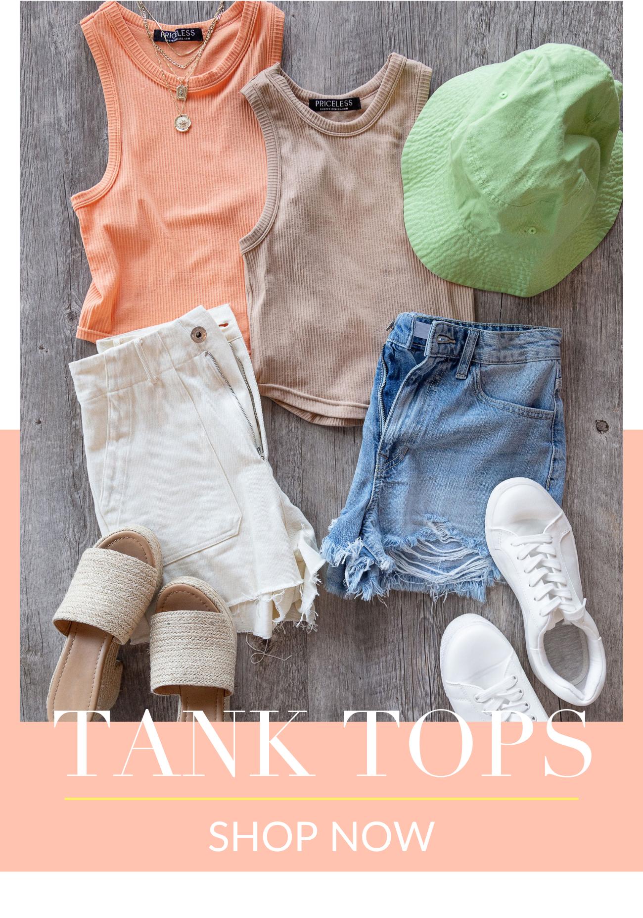 Shop Tank Tops
