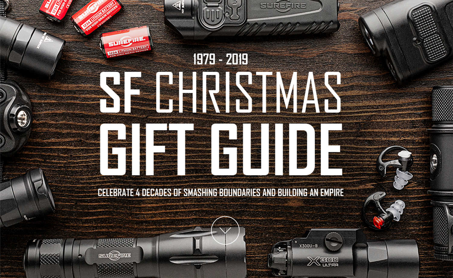 SureFire Christmas Gift Guide