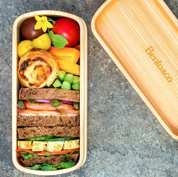 Sandwich Bento&co Bento