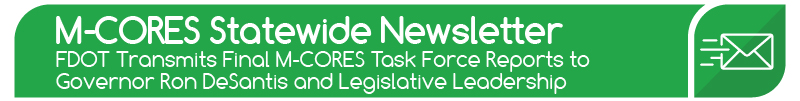 M-CORES Statewide Newsletter: Task Force reports submitted to Governor and Legislature