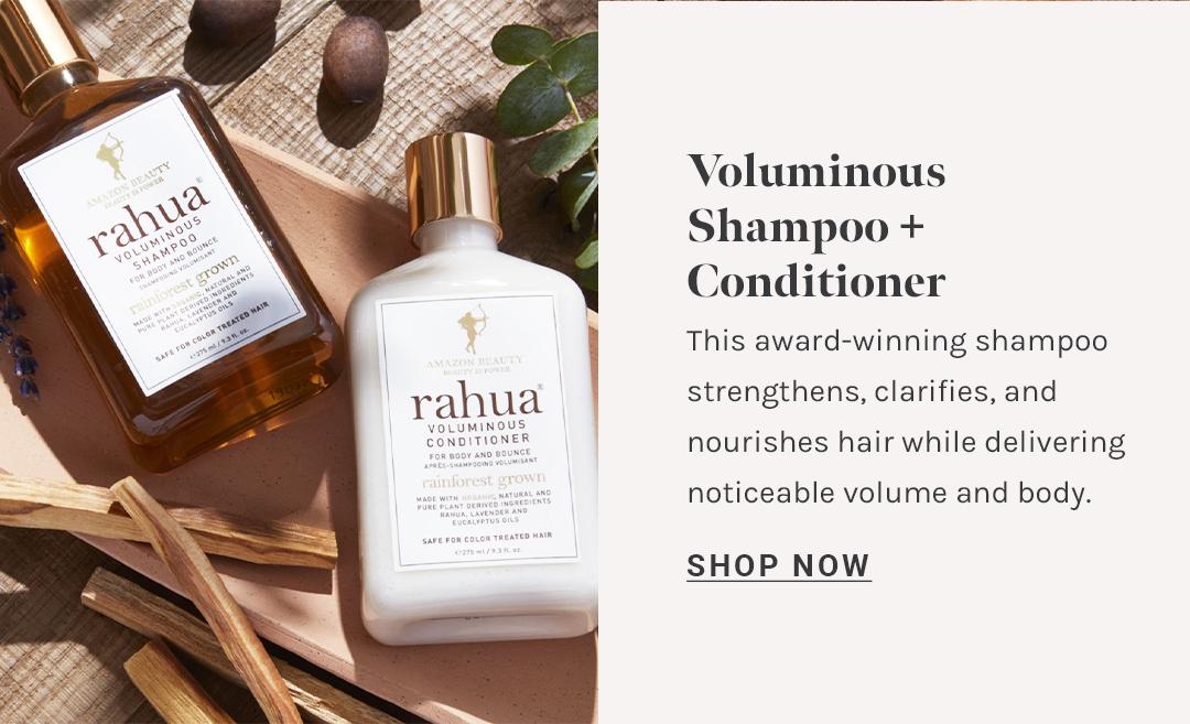 Shop Voluminous Shampoo + Conditioner by Rahua at Petit Vour