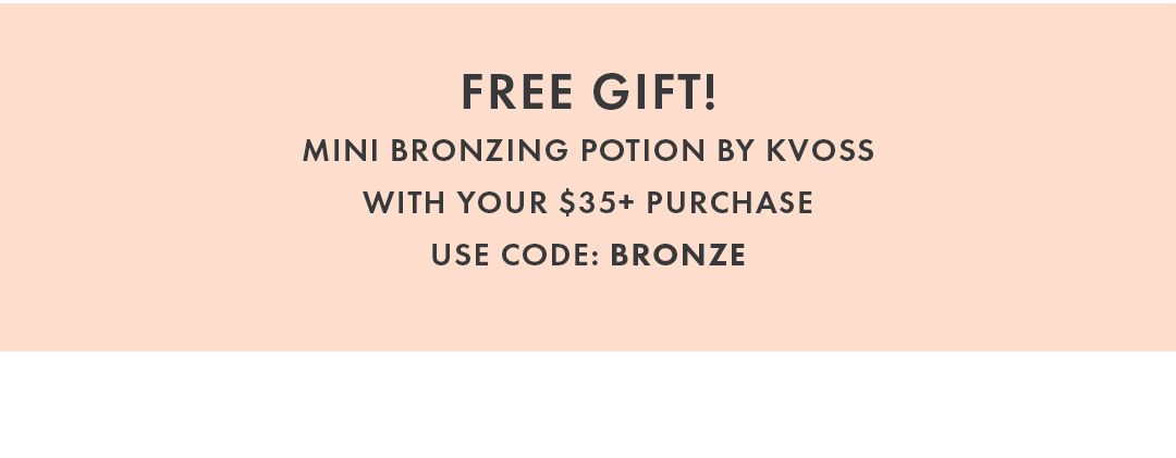 View Free Gift with Purchase