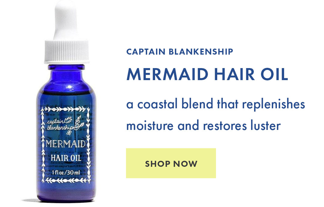 Shop Captain Blankenship Mermaid Hair Oil