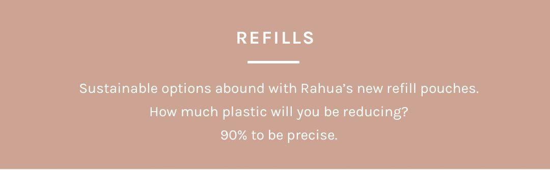 Shop Refills by Rahua at Petit Vour