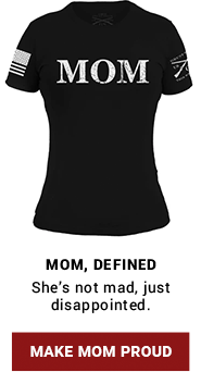 Mon, Defined - She's not mad, just disappointed.   Make Mom Proud