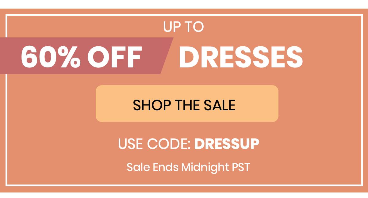 Shop the Dress Sale