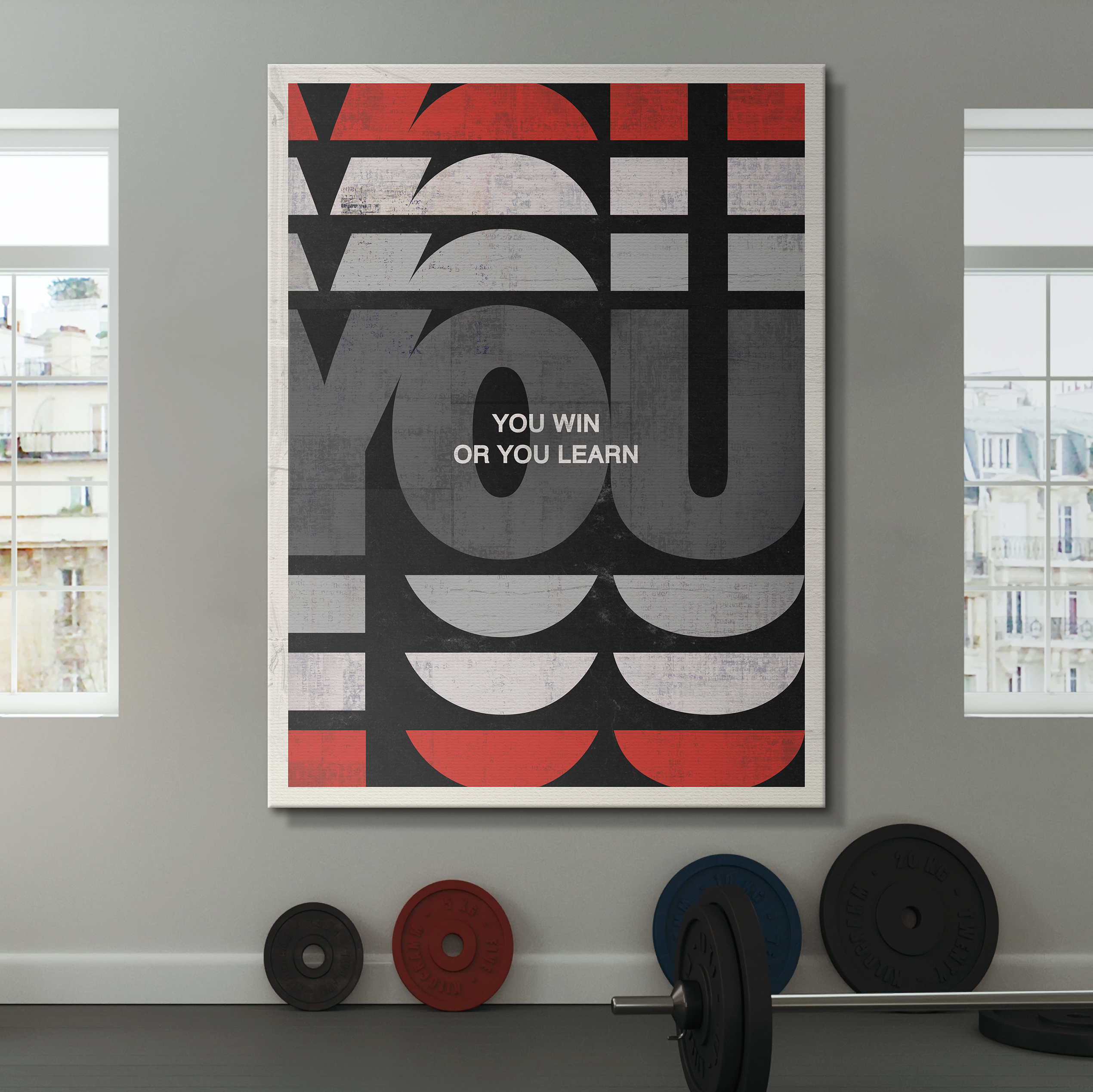 "IKONICK - Mat Fraser Collection ""You Win Or You Learn"""