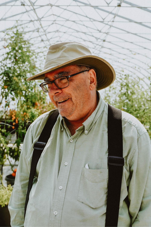 Brian Campbell, Master Beekeeper