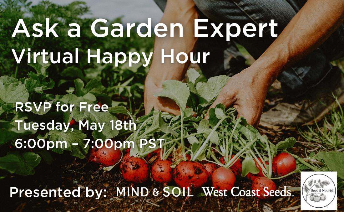 West Coast Seeds Ask A Garden Expert